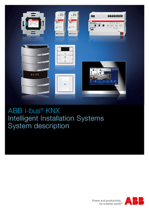 KNX System description