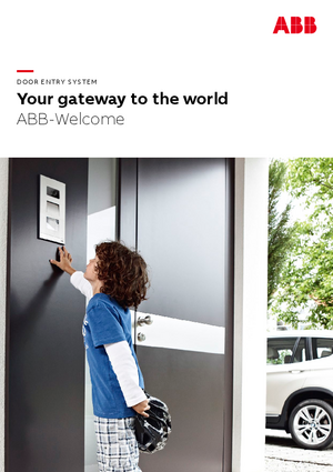 ABB-Welcome solutions