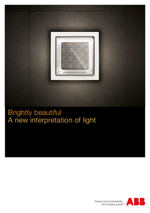 Solution - light brightly beautiful