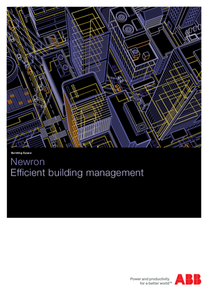 Newron – Efficient building management